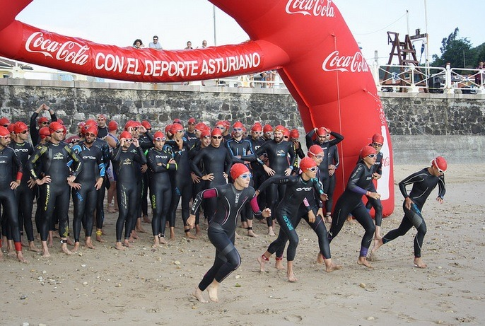 Triathlon-Festival-Ribadesella-swim