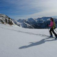 esquí montaña
